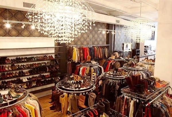 Brechó e Loja Vintage Beacons Closet em Nova York