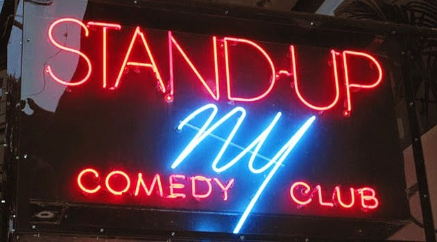 Clube de comédia Stand Up New York