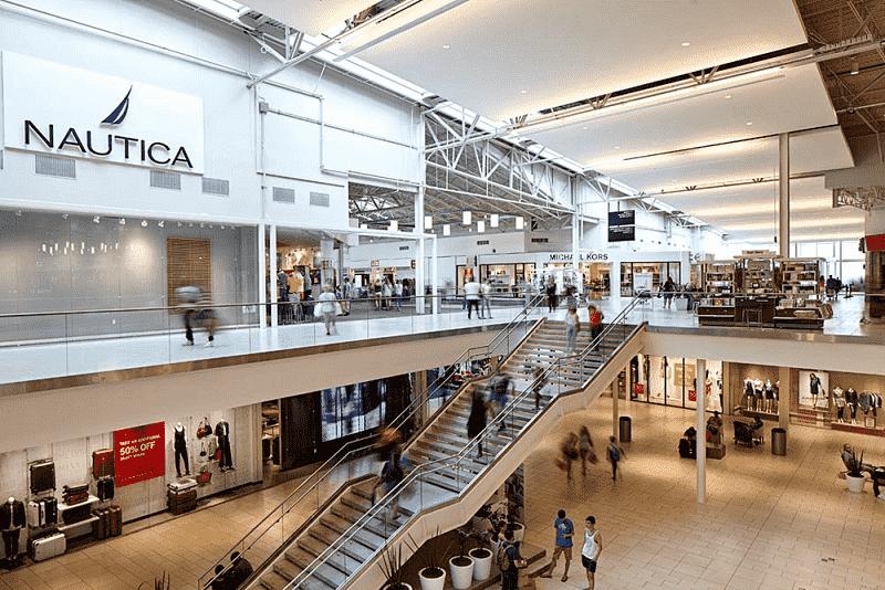 Informações sobre o Shopping Jersey Gardens Outlet Mall em Nova Jersey