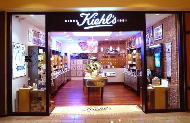 Loja Kiehl's em Nova York | Produtos de cabelo e pele