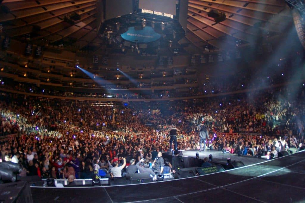 Casas de shows em Nova York