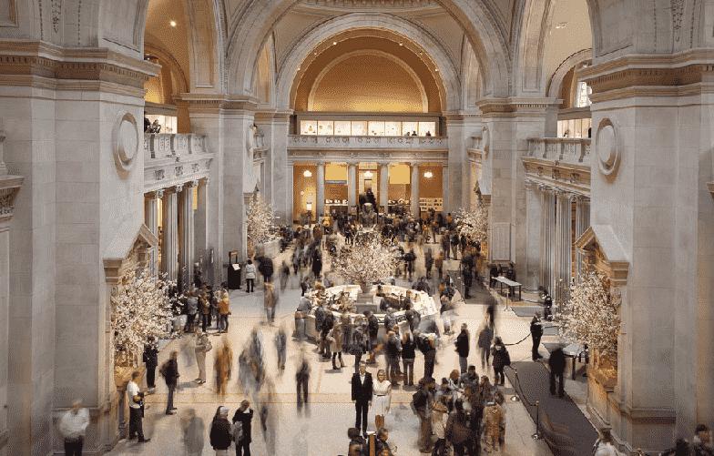 Detalhes sobre o Metropolitan Museum of Art | MET em Nova York