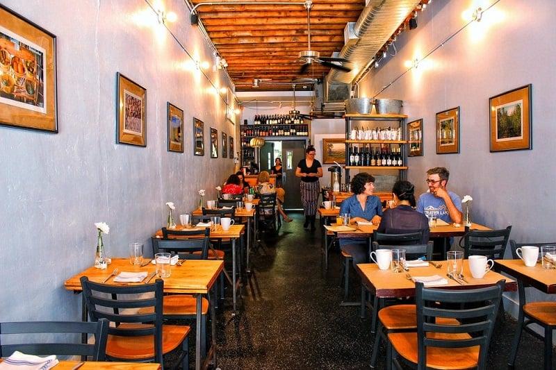 Restaurante Delaware and Hudson