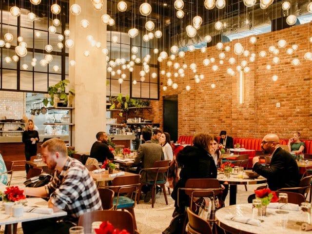 Melhores restaurantes em Williamsburg em Nova York