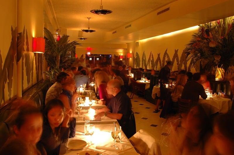 Conhecendo o restaurante Indochine