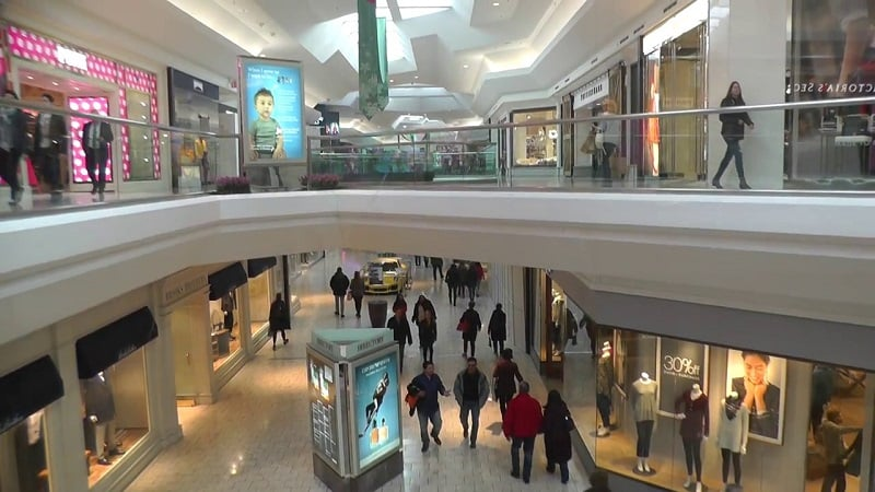 Visita ao Shopping The Mall at Short Hills