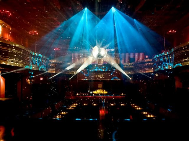 Balada Webster Hall Nightclub em Nova York