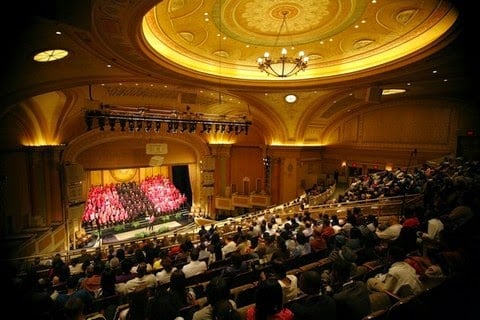 Brooklyn Tabernacle em Nova York