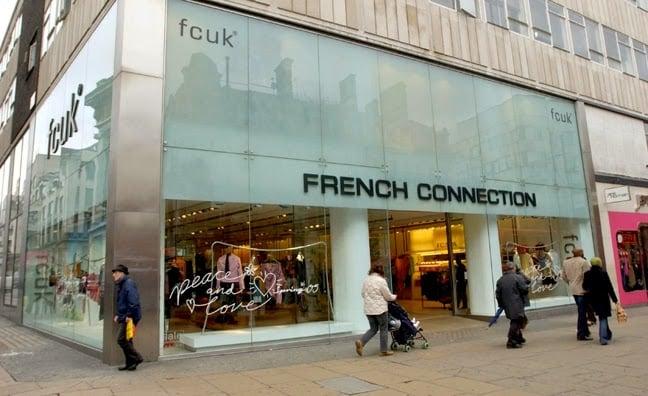 Loja French Connection em Nova York