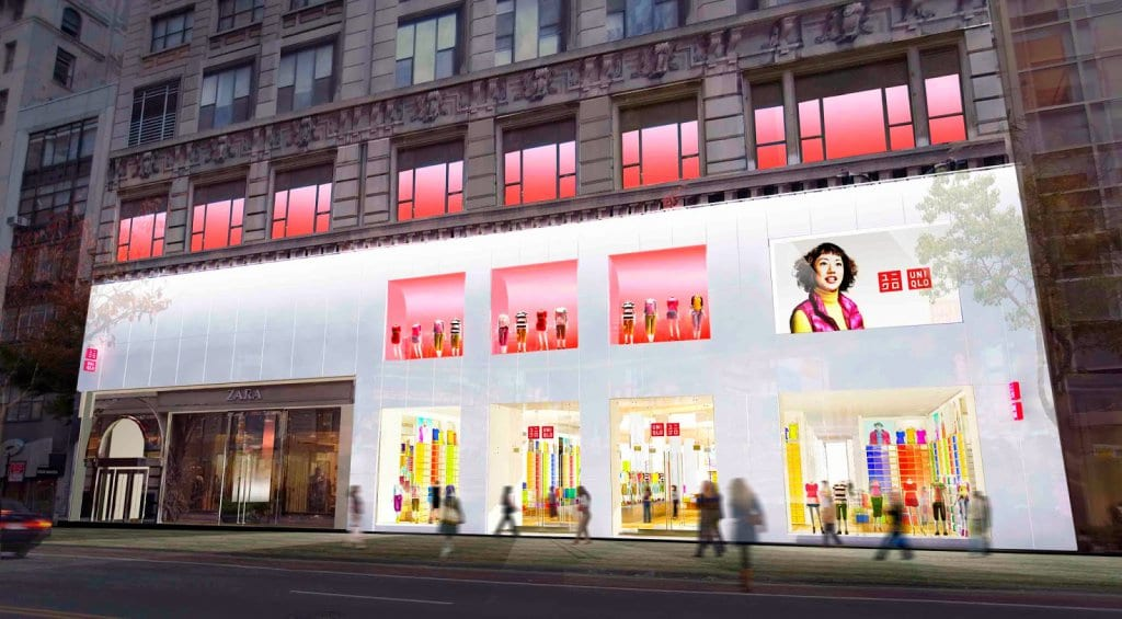 Uniqlo Nova York