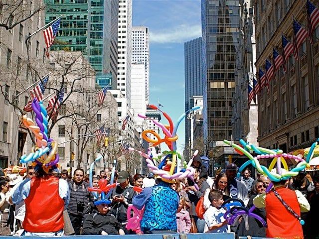 Easter Parade em Nova York | Desfile de Chapéus