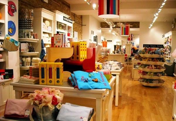 Melhores lojas de departamento de roupas infantis em Nova York