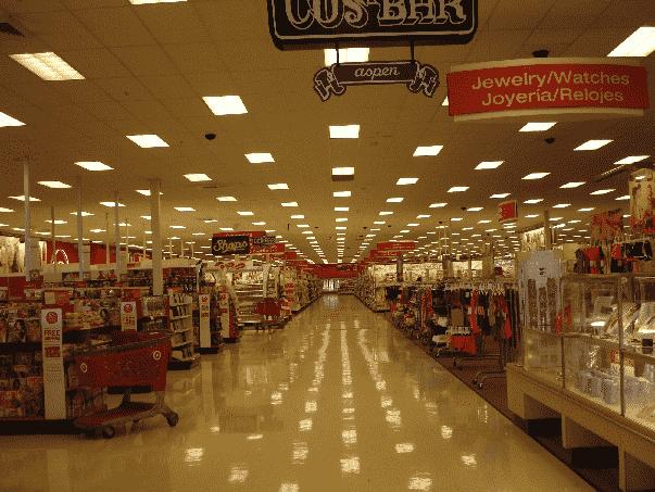 O que comprar na Target em Nova York?