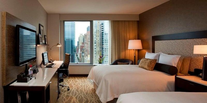 Hotéis para deficientes físicos em Nova York