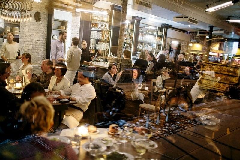 Restaurantes para deficientes físicos em Nova York