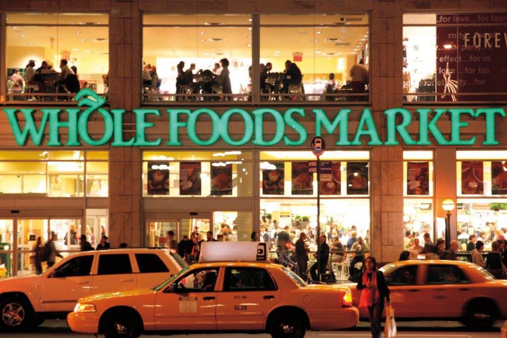 Whole Foods Market em Nova York