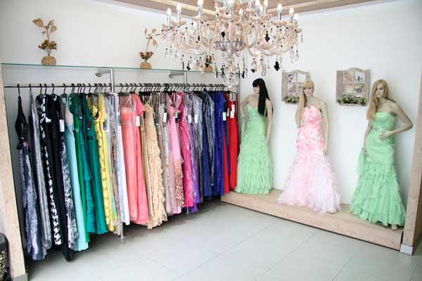 Lojas de vestido de festa em Nova York