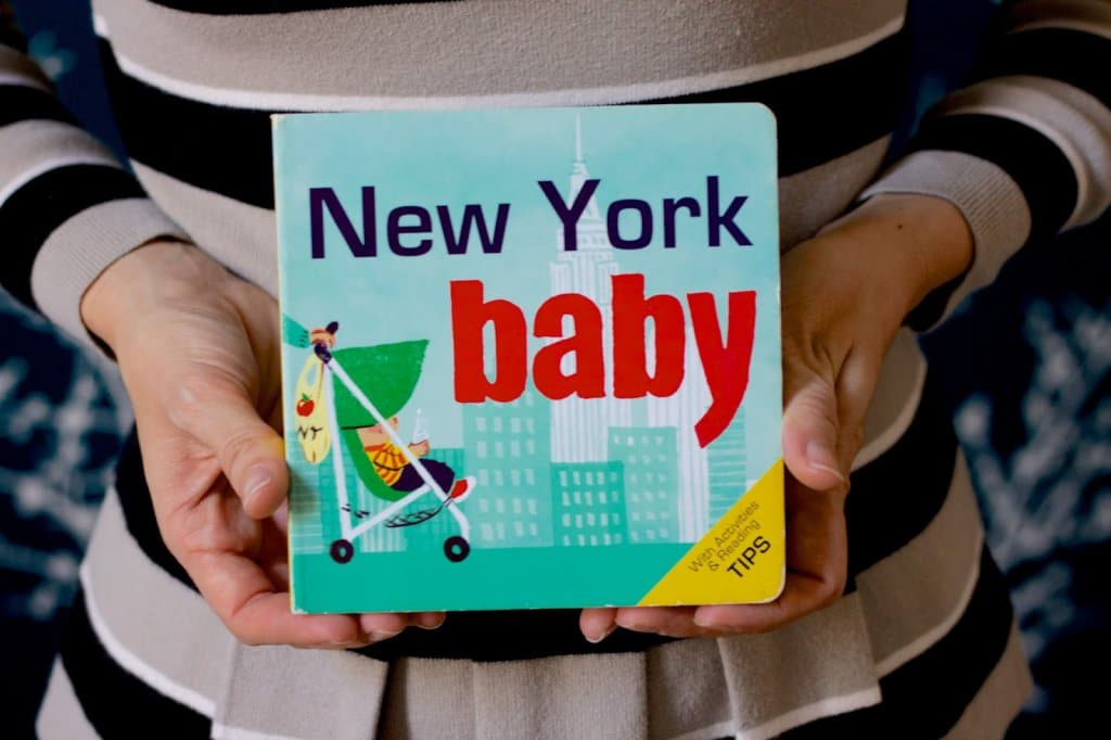 Enxoval do bebê em Nova York