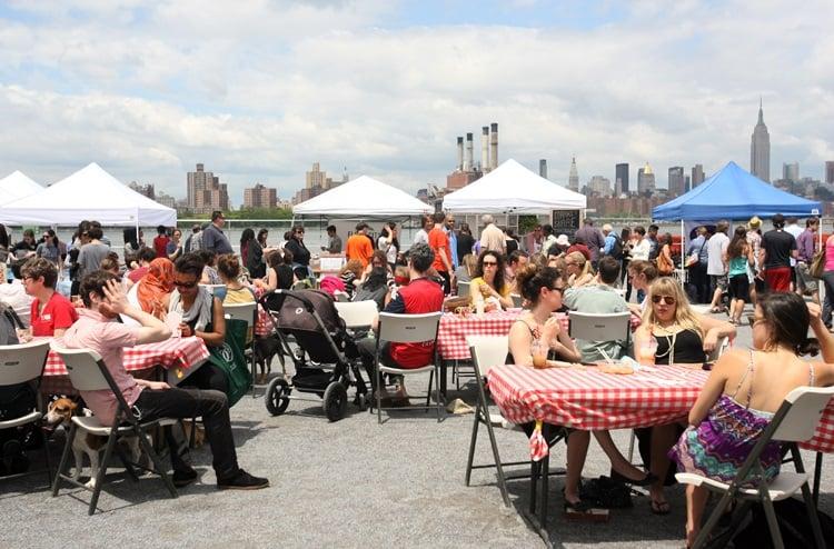 Informações sobre a Feira de Smorgasburg em Nova York