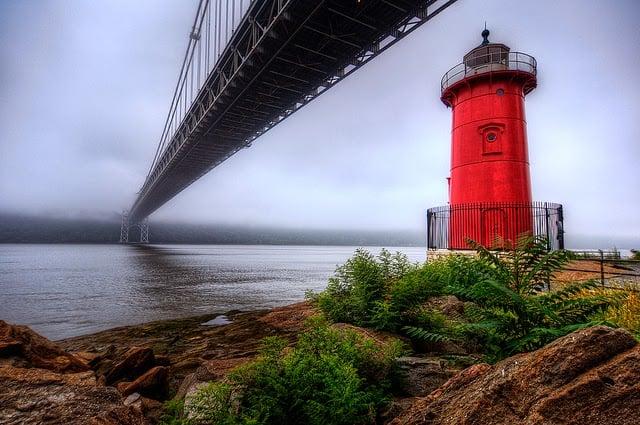 George Washington Bridge em Nova York
