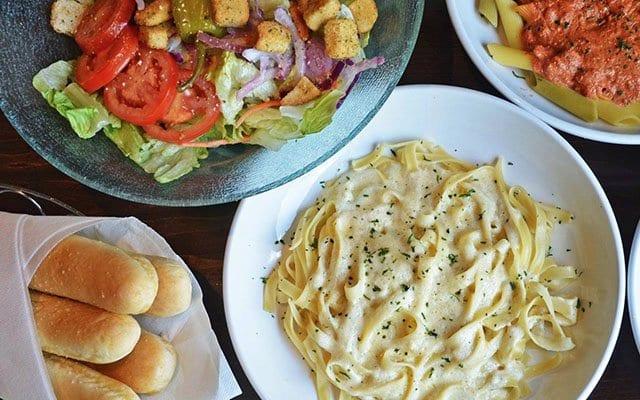 Bons restaurantes italianos em Nova York