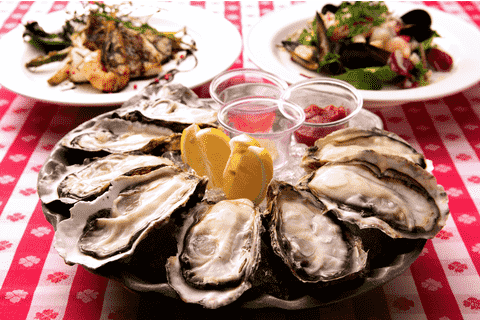 Oyster Bar na Grand Central Station em Nova York