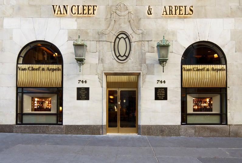 Van Cleef & Arpels em Nova York