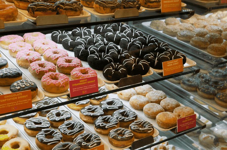 Dunkin Donuts em Nova York