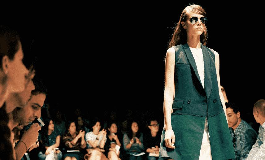 Fashion Week em Nova York