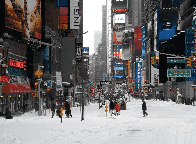 Nova York em Novembro