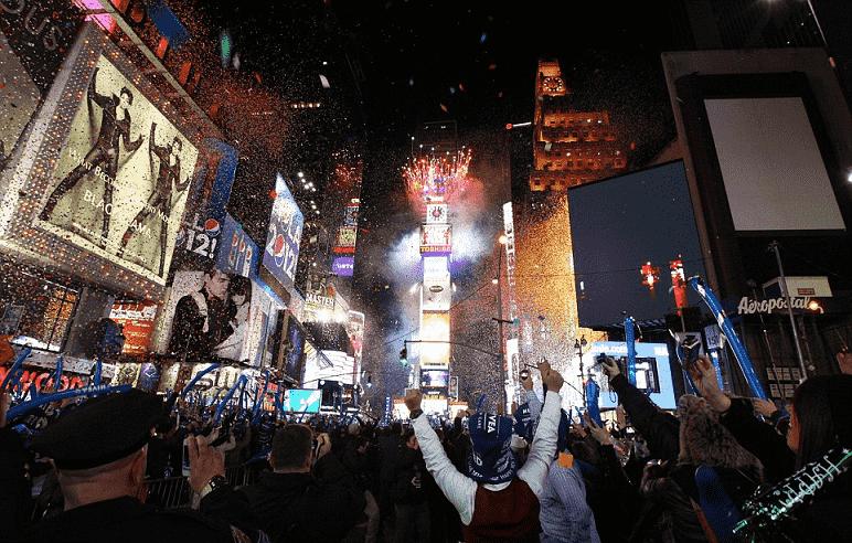 Ano-Novo em Nova York