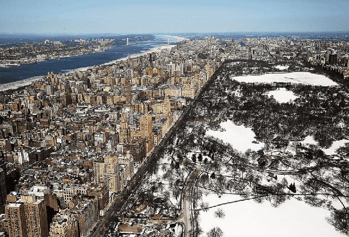 Nova York em Fevereiro
