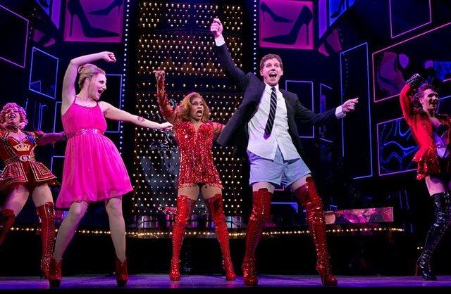 Musical Kinky Boots na Broadway em Nova York