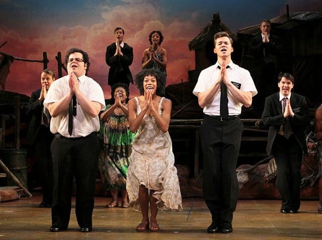Musical The Book of Mormon em Nova York