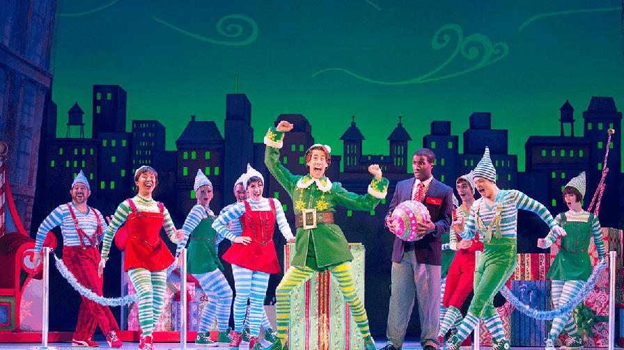 Show Elf em Nova York