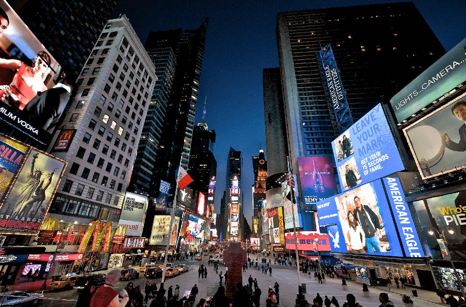 Regras da cadeirinha de criança em Nova York