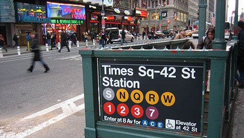 Metrô em Nova York: O que fazer