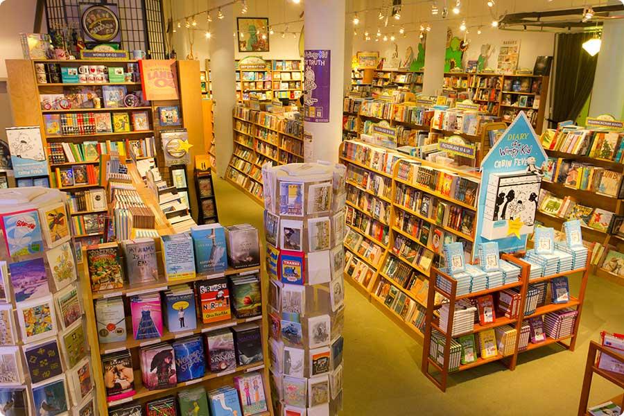 Livraria Books of Wonder em Nova York