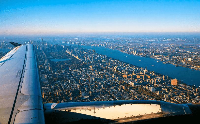 Aeroportos de Nova York