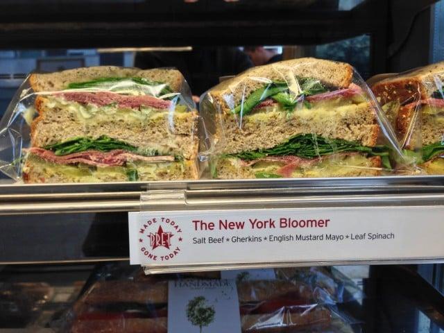 Pret a Manger em Nova York