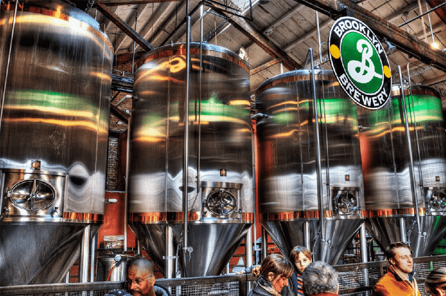 Brooklyn Brewery Tour