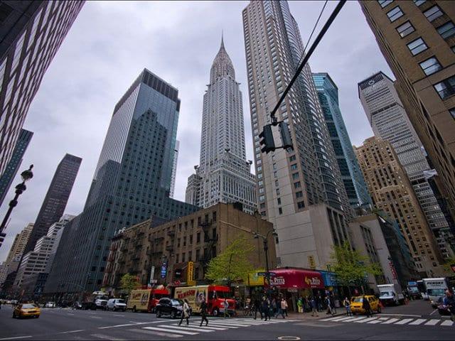 10 prédios mais altos de Nova York
