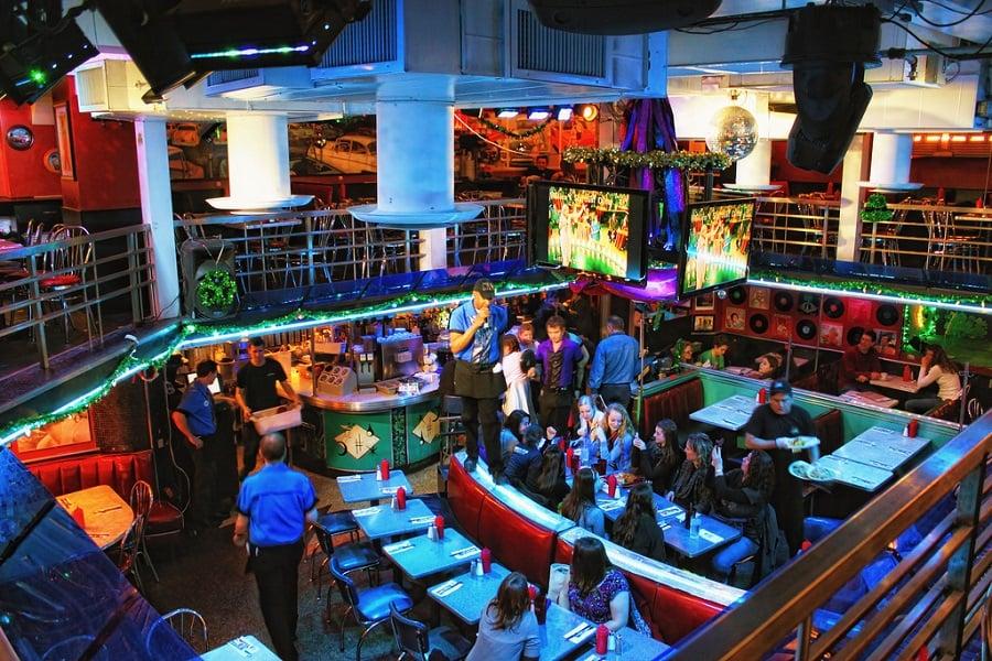 Ellens Stardust Diner em Nova York