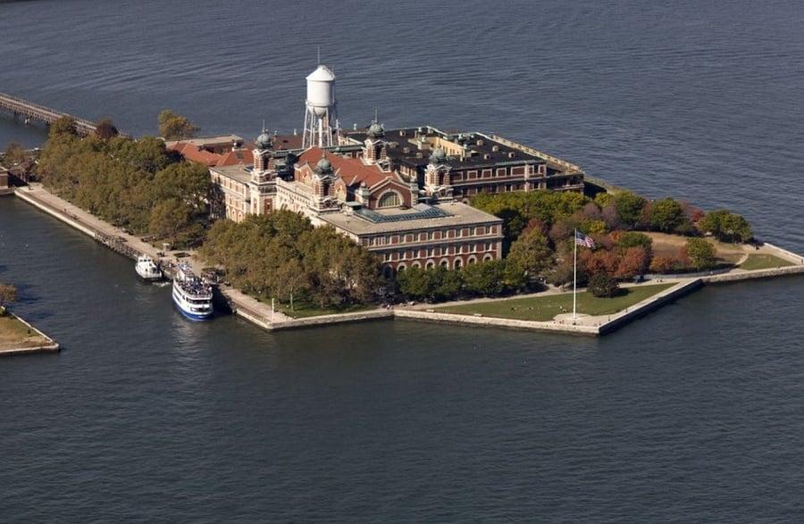 Ellis Island Immigration Museum em Nova York