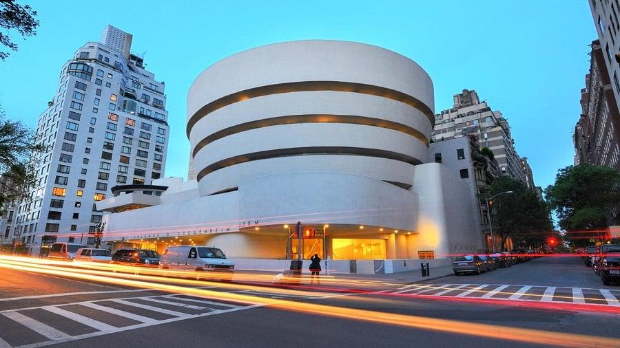 Solomon R. Guggenheim Museum em Nova York