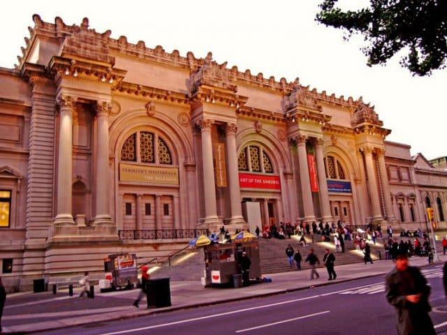 Museu Metropolitan em Nova York: MET