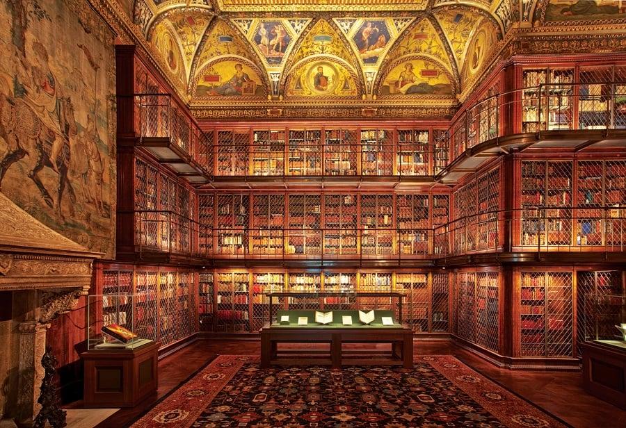 Biblioteca e Museu Morgan em Nova York