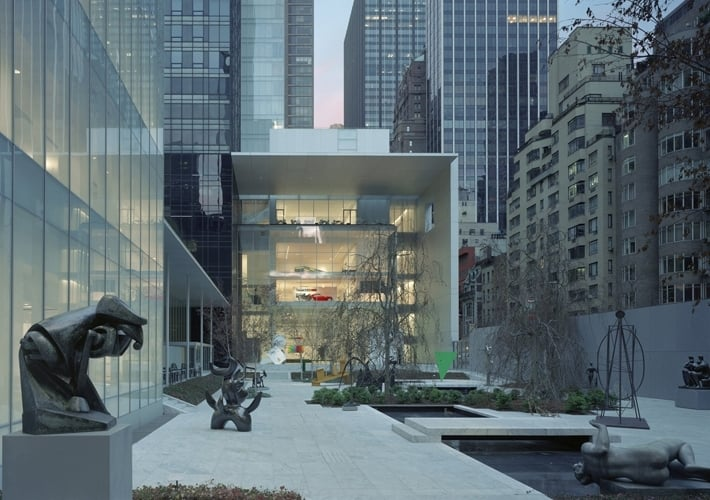 Museum Of Modern Art em Nova York