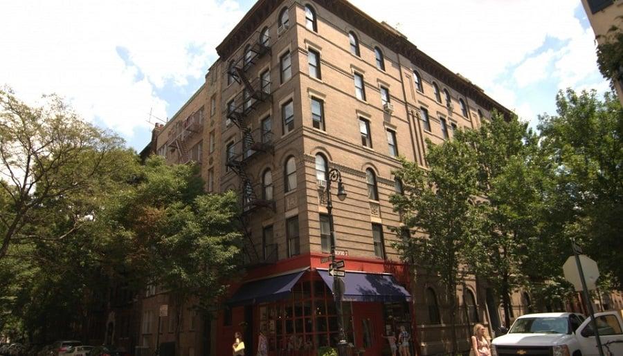 prédio de F.R.I.E.N.D.S em Nova York