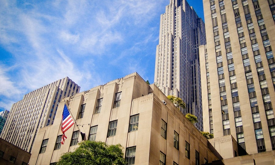 Rockefeller Center em Nova York
